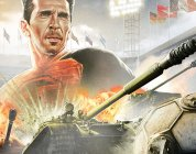 Gianluigi Buffon feiert die WM 2018 mit World of Tanks