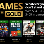 Games with Gold – Kostenlose Spiele im Juli sind bekannt