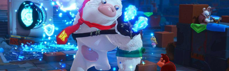 Mario + Rabbids Kingdom Battle – Donkey Kong Adventure ab sofort erhältlich