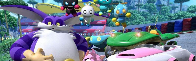Team Sonic Racing – Team Rose wird vorgestellt
