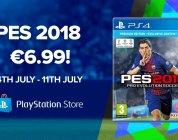 PES 2018 – Für kurze Zeit für 6,99€