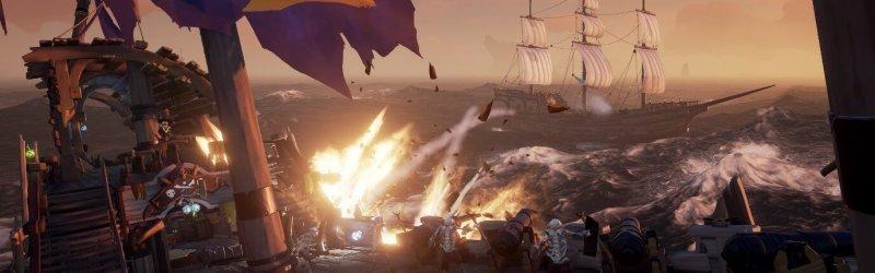Sea of Thieves – Das größte Content-Update setzt die Segel
