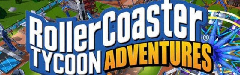 Rollercoaster Tycoon Adventures – Bald auch für die Nintendo Switch