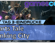 Gamescom 2018 – Bard's Tale & The Sinking City [Vlog]