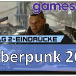 Gamescom 2018 – Einblick in Cyberpunk 2077