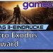 Gamescom 2018 – Metro Exodus & Outward Vlog