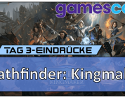 Gamescom 2018 – Pathfinder: Kingmaker angeschaut [Vlog]