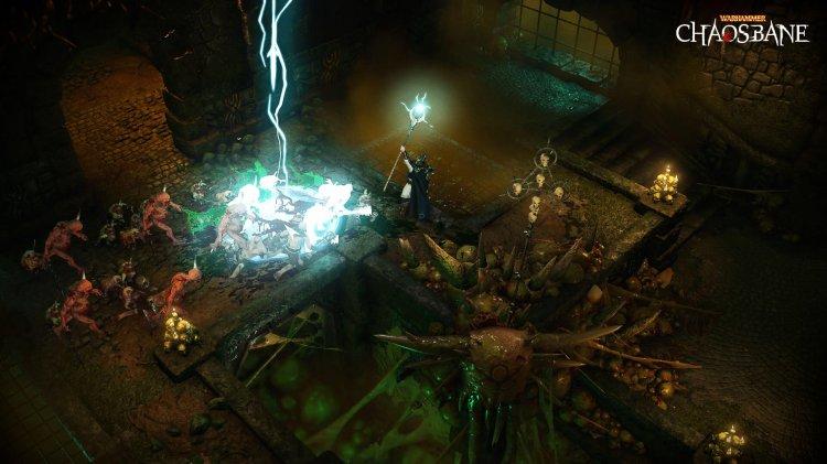 Warhammer: Chaosbane – Zweite closed Beta Phase gestartet