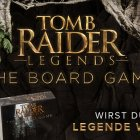 Tomb Raider Legends – Boardgame erscheint Februar 2019