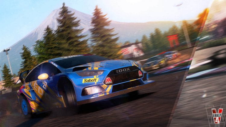 V-Rally 4 – Ab sofort auf Nintendo Switch erhältlich