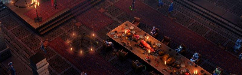 Pathfinder: Kingmaker – Tavern Party Trailer
