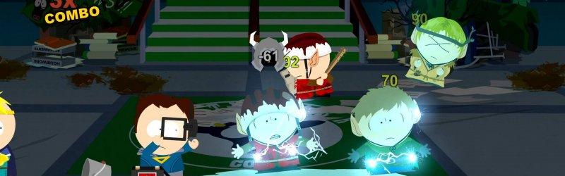 South Park: Der Stab der Wahrheit erscheint für Nintendo Switch
