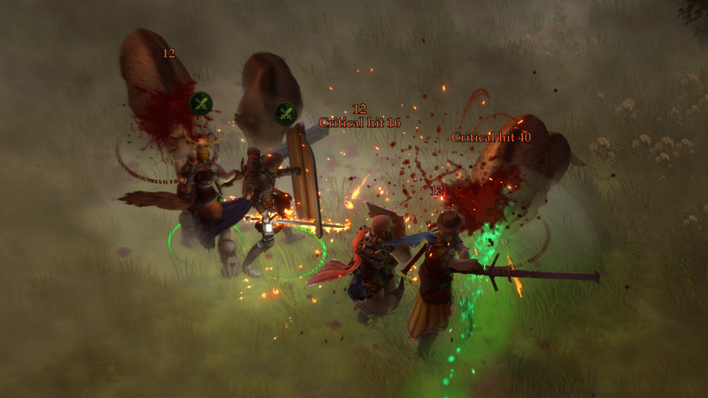 Pathfinder: Kingmaker Screenshot