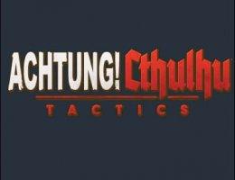 Achtung Cthulhu Tactics Logo