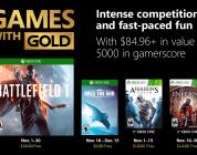 Games with Gold – Kostenlose Spiele im November