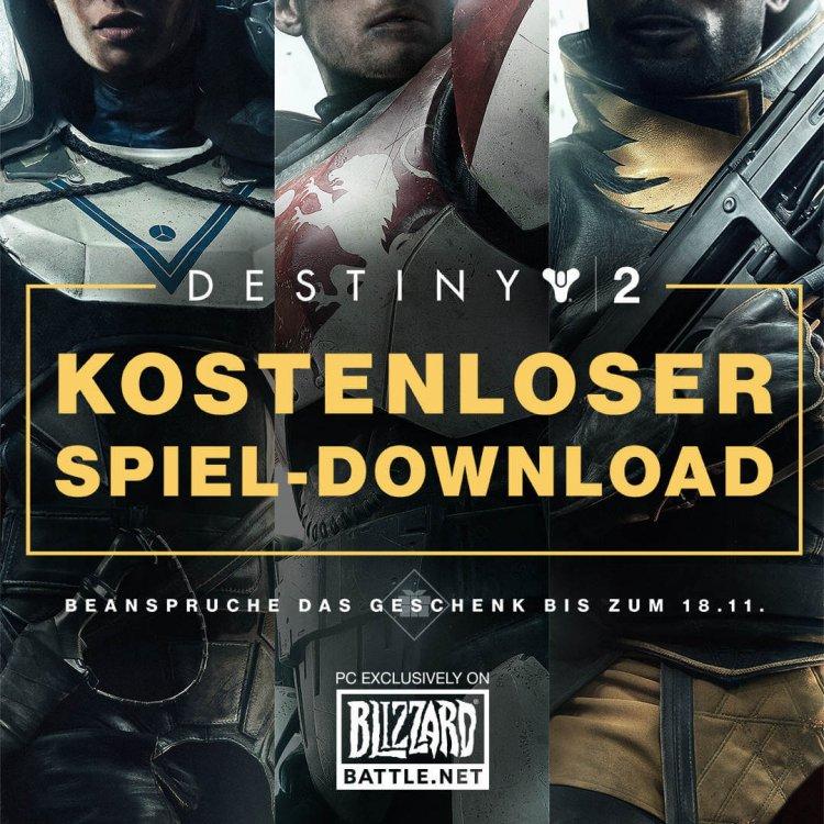 Destiny 2 – PC Version derzeit kostenlos