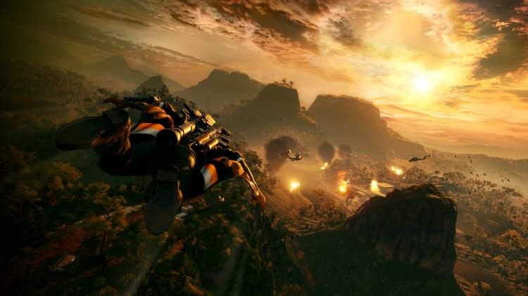 Just Cause 4 – Neuer Trailer