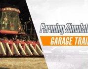 Landwirtschafts-Simulator 19 – Garage Trailer