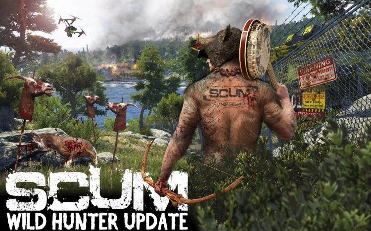 SCUM – Wild Hunter Update ab sofort verfügbar