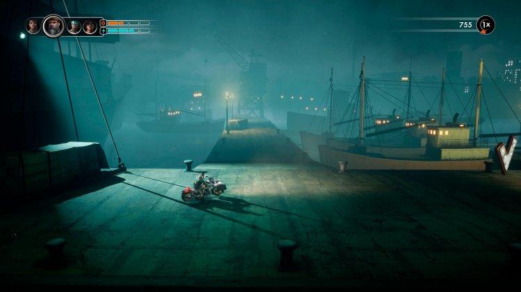 Steel Rats – Ab sofort für PC und PS4 erhältlich