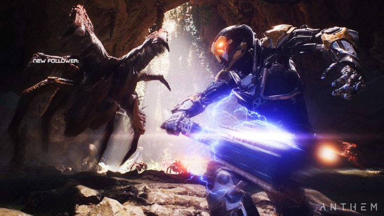 Anthem – EA kündigt Demoversion an
