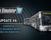 Bus Simulator 18 – Zwei neue Modi verfügbar
