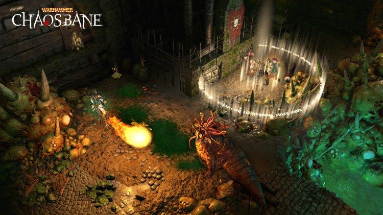 Warhammer: Chaosbane – Neues Entwicklervideo