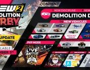 The Crew 2 – Demolition Derby und PVP Update