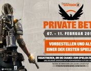 The Division 2 – Private Beta vom 07. bis 11.Februar zugänglich