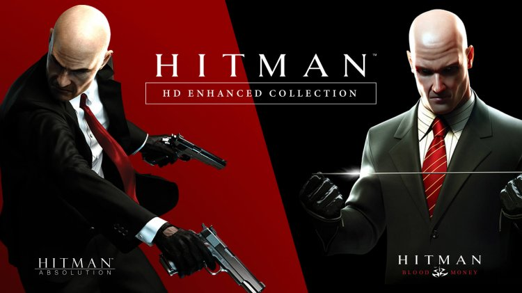 Hitman HD Enhanced Collection – Ab 11. Januar erhältlich