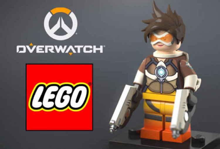 LEGO Overwatch – Ab sofort in Europa verfügbar