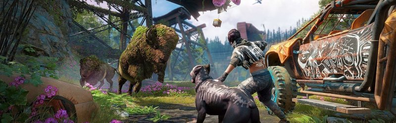 Far Cry New Dawn – Waffen Special