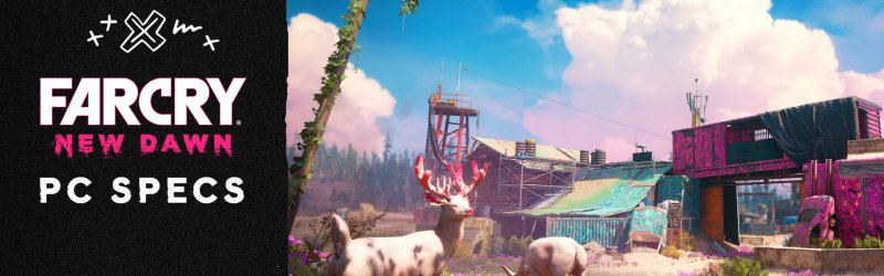 FAR CRY NEW DAWN – Launch Trailer
