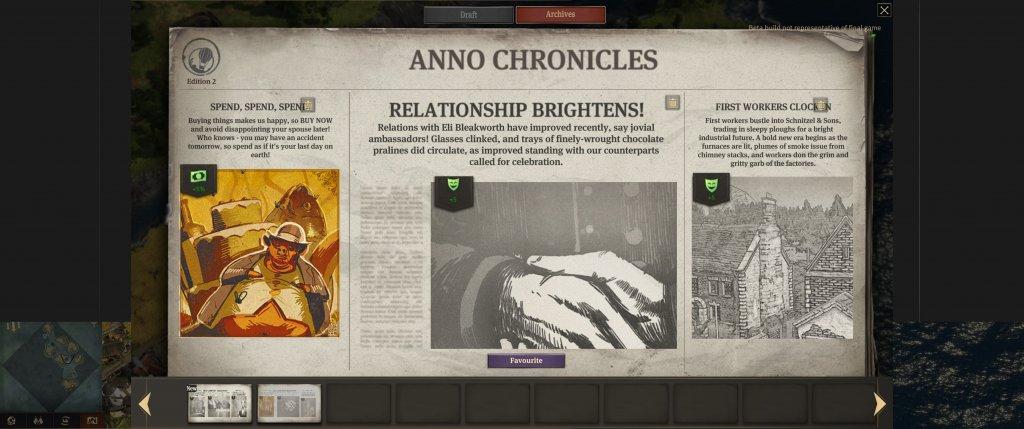 Anno 1800 Closed Beta