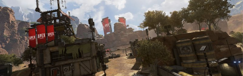 "Apex Legends – Saison 1 ""Wildes Grenzland"" hat begonnen"