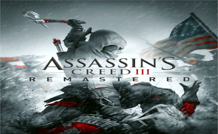 Assassins's Creed III Remastered – Wird am 29. März erscheinen