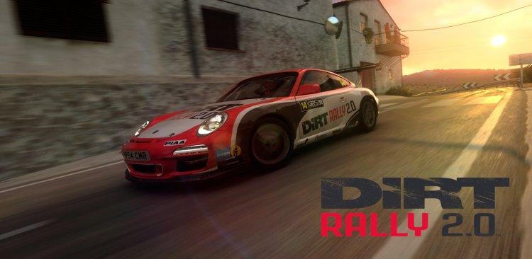 DiRT Rally 2.0 – Season One, Stage One veröffentlicht
