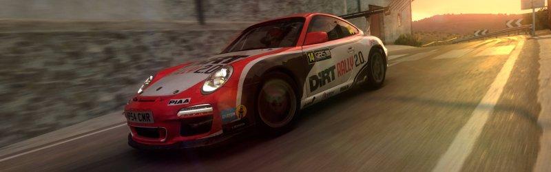 DiRT Rally 2.0 – Launch-Trailer zur Rallye-Simulation