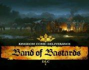 """Kingdom Come: Deliverance – Erweiterung """"Band of Bastards"""" veröffentlicht"""