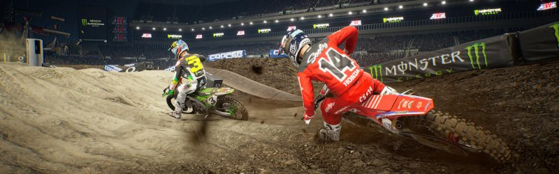 Monster Energy Supercross – The Official Videogame 2 – Bis 8. Februar im Early Access spielbar