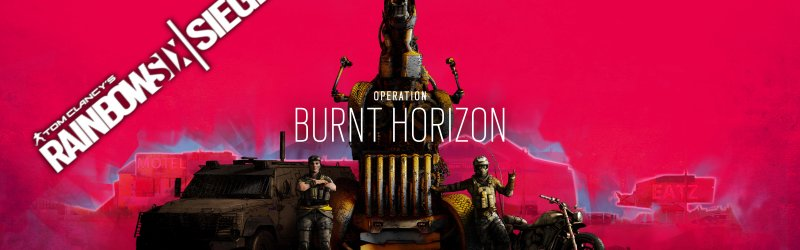 Tom Clancy's Rainbow Six Siege – Operation Burnt Hprizon enthüllt