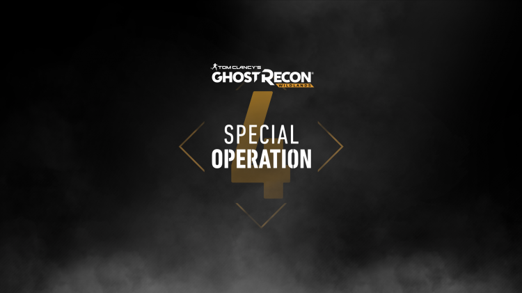 Tom Clancy's Ghost Recon Wildlands – Update Special Operation 4 veröffentlicht