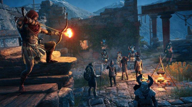 Assassin's Creed Odyssey – Neue Inhalte für März im Video