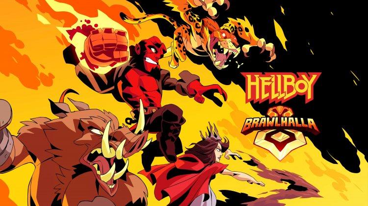 Brawlhalla – Hellboy-Charaktere mischen ab April als Kämpfer mit