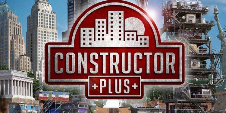 Constructor Plus  – Auf Nintendo Switch veröffentlicht