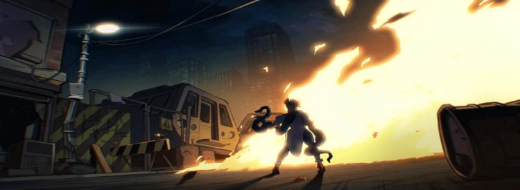 Streets of Rage 4 – Trailer zeigt Gameplay