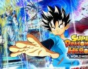 SUPER DRAGON BALL HEROES WORLD MISSION – Trailer veröffentlicht