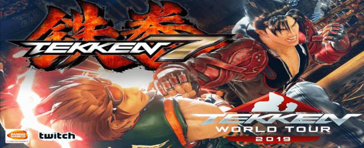 TEKKEN 7 – Neue Details zur Tekken World Tour 2019