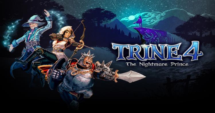 Trine 4: The Nightmare Prince – Erscheint im Herbst