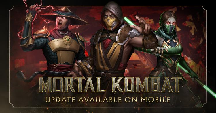 Mortal Kombat – Namensänderung von Mortal Kombat X Mobile